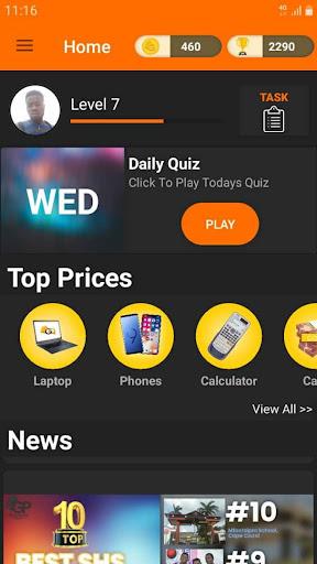 Gquiz screenshot 5