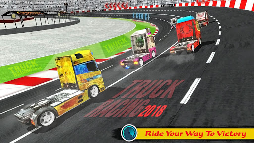 Truck Racing 2018 1.5 screenshots 4
