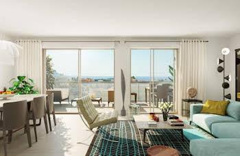 Appartement 4 pièces 65,55 m2