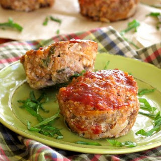 Sundried Tomato and Mozzarella Cheese Gourmet Meatloaf.