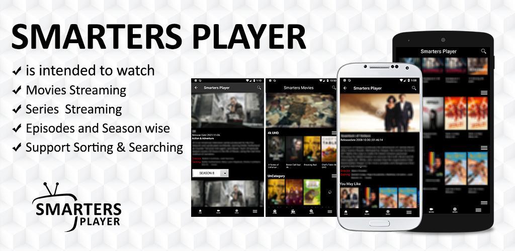 Smarters Player 2 7 Apk Download - com nst smartersplayer