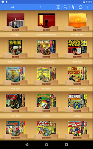 ComiCat (Comic Reader/Viewer) screenshot 16