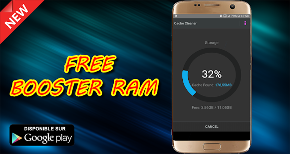 Booster RAM 64GB PRO 2018 - náhled