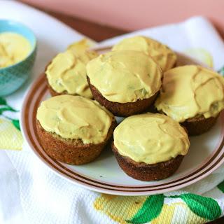 Turmeric & Chia Paleo Protein Muffins