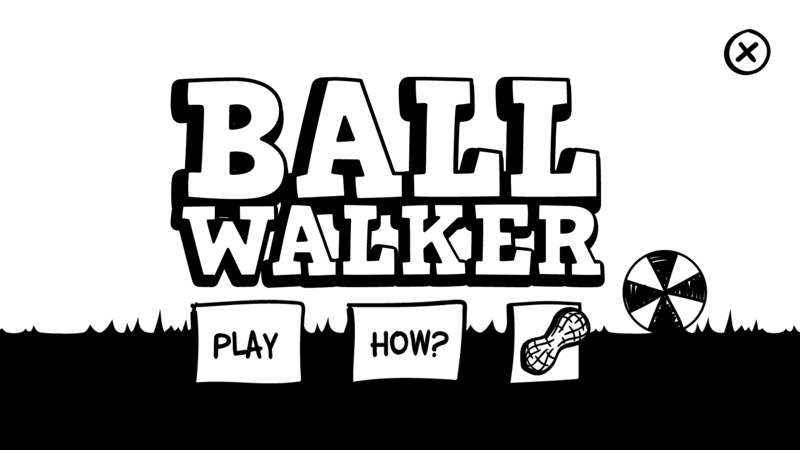Ball Walker- screenshot