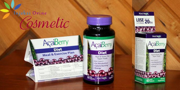 Acai Berry  -Obat Pelangsing Alami Aman BPOM