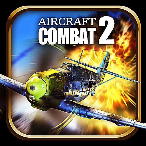 Aircraft Combat 2:Warplane War 動作 LOGO-玩APPs