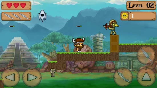 Pirate Adventure Story - Prototype - náhled