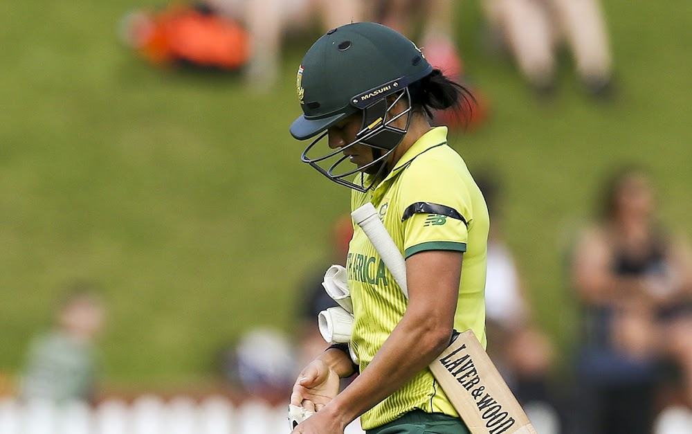 NEIL MANTHORP: The women's game in cricket is now close to the tipping point