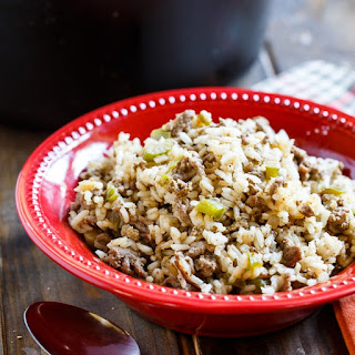 Dirty Rice With Ground Beef Recipes.