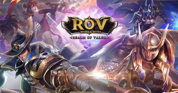 สูตรการเล่น ROV แบบ Solo แรงค์ 6