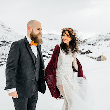 Wedding photographer Benjamin Janzen (bennijanzen). Photo of 03.04.2018