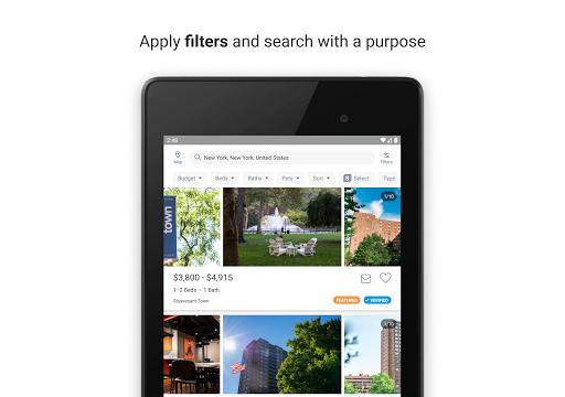 Zumper - Apartment Rental Finder Screenshots 14