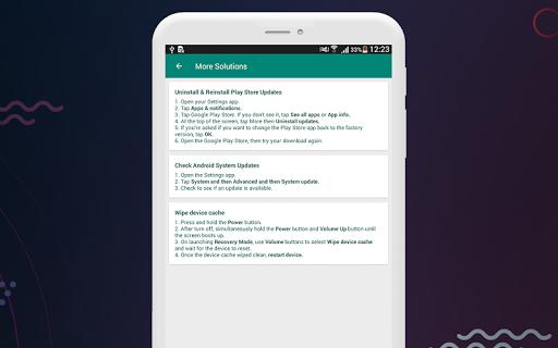 Fix Play Services 2020 (Update) 1.4 screenshots 10
