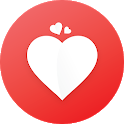 Nujj - Couple Relationship App icon