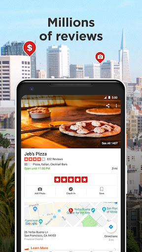 Yelp: Food, Shopping, Services Nearby  screenshots 2