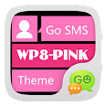 GO SMS Pro WP8 PinK ThemeEX icon