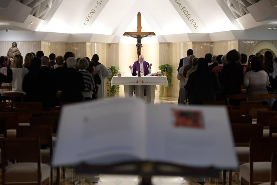 """Đức Thánh Cha Phanxico: Đừng là """"người Ki-tô hữu dậm chân tại chỗ"""""""