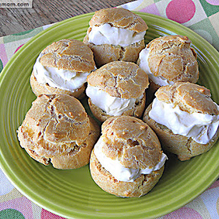 Whole Wheat Sugar-Free Cream Puffs