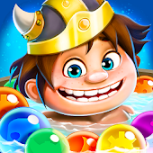 Bubble Viking - Dragon Land