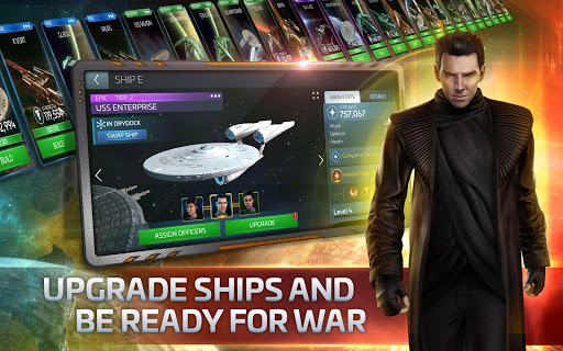 Star Trek Fleet Command screenshot 13