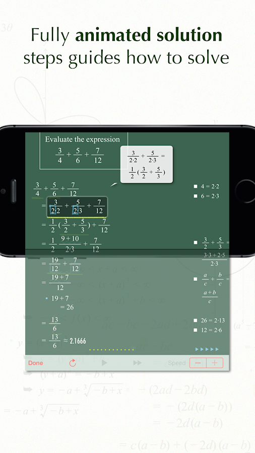 automatic math problem solver Symbolab: equation search and math solver - solves algebra, trigonometry and calculus problems step by step.