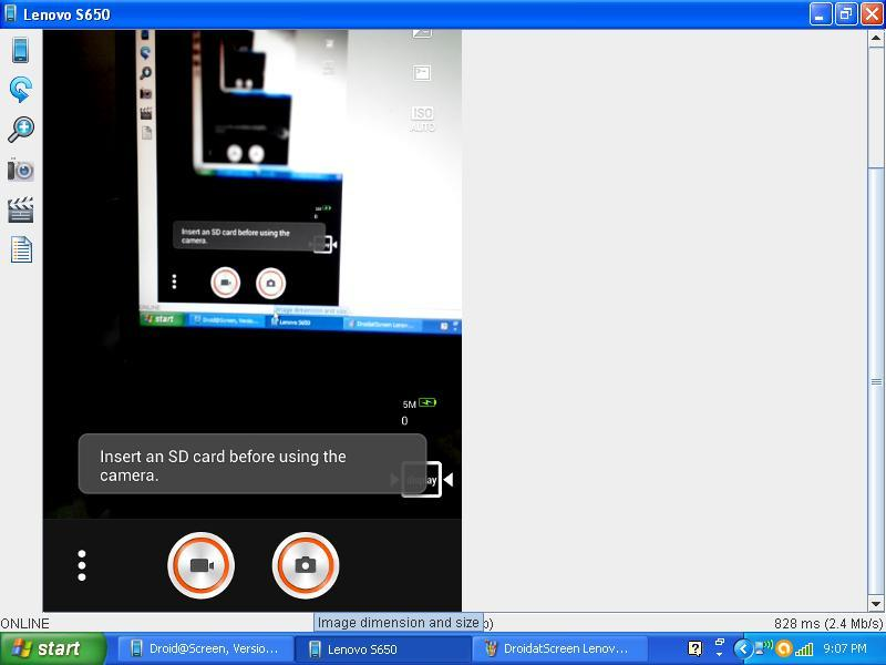 Screen mirror from phone to pc android apps on google play for Mirror your android screen to a pc