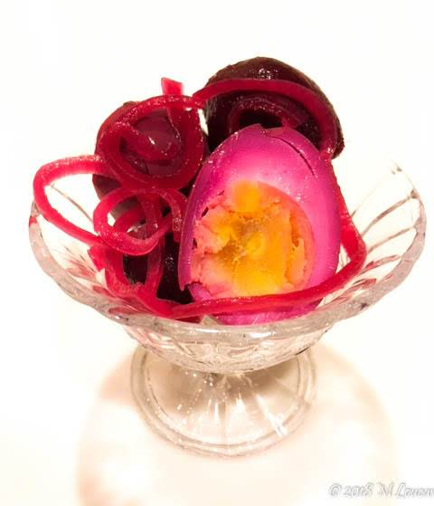 Pickled Beets And Eggs Recipe