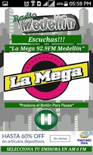 Radio Medellín - náhled