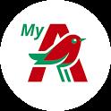 My Auchan icon