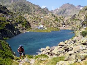 Photo: Lasciando il Ref e Lac de Certascan...