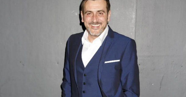 Chris Gascoyne's 'joyful' Sally Carman scenes