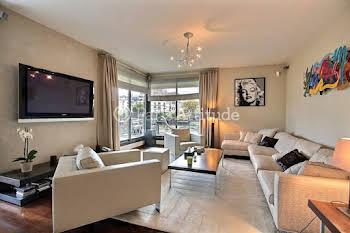 Appartement meublé 4 pièces 156 m2