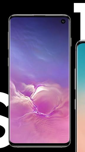 S10 Wallpaper & Wallpaper For Galaxy S10 Plus 1.1 screenshots 1