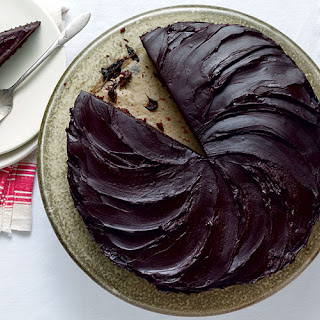 We've Cracked The Code To The Ultimate Vegan Chocolate Cake.
