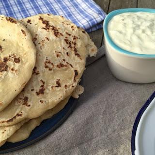 Quick & Easy Pitta Bread