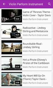 Perform Instrument Music screenshot