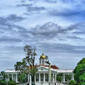 Bogor Palace by Sony Arezki - Buildings & Architecture Statues & Monuments