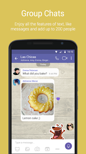 Download Viber Messenger For PC Windows and Mac apk screenshot 6