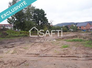 terrain à Forbach (57)