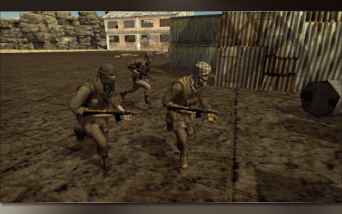 Game Commando Shooting Adventure APK for Windows Phone