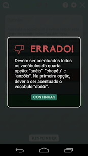 Quiz de Português- screenshot thumbnail