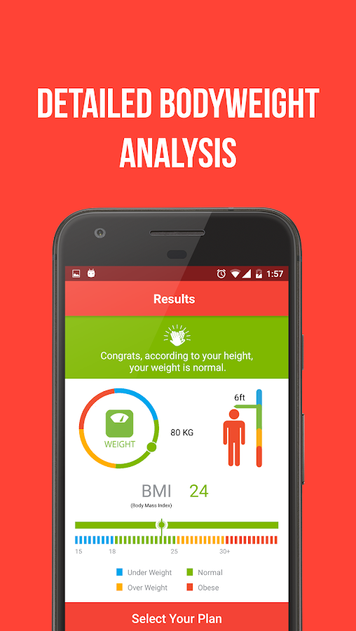 Nutright Fitness & Weight Loss- screenshot