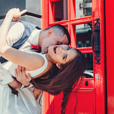 Wedding photographer Masha Lapteva (Xray). Photo of 28.09.2017
