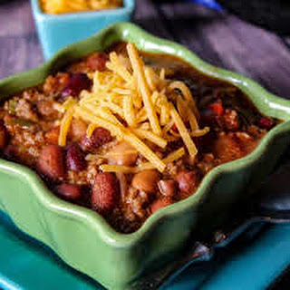 Mole Firehouse Chili Con Carne Recipe