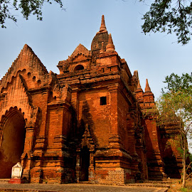 Once upon a time in Myanmar  by Aung Kyaw Soe - Buildings & Architecture Places of Worship (  )