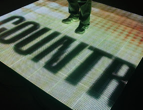 Photo: Floor display