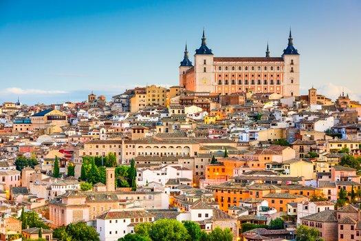 Hotéis baratos em Toledo, Espanha