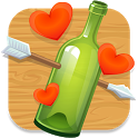 Spin the Bottle: Chat and Flirt icon