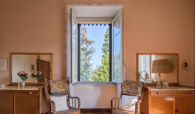 Villa avec jardin et terrasse Stresa
